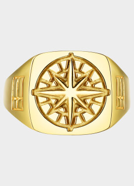 Northern Legacy - Compass Signature Ring