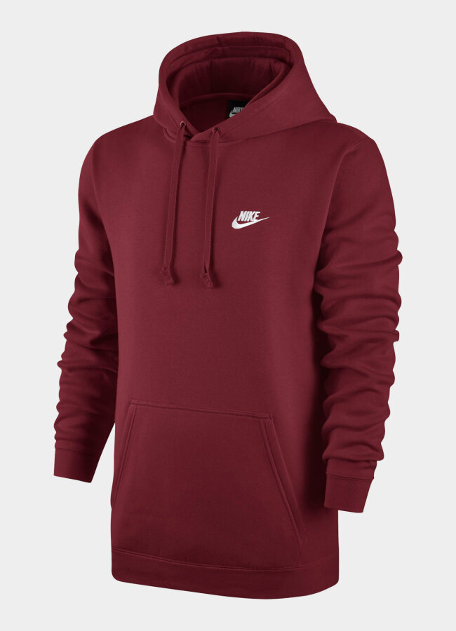 Nike - M NSW Clup Hoodie PO BB