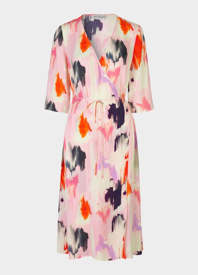 Blanche - Taylor Print Dress