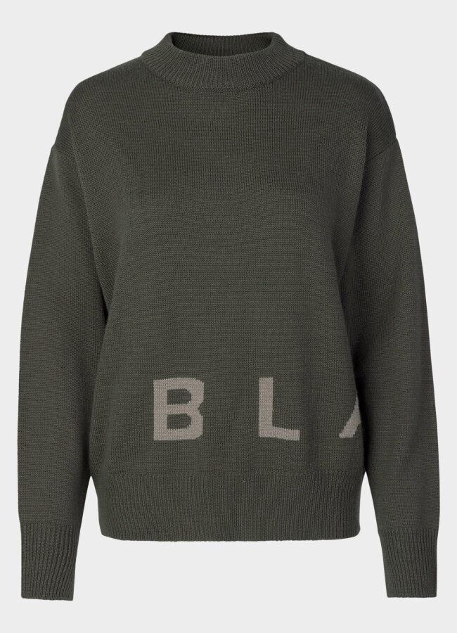 Blanche - State Blouse Knit