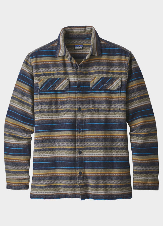 Patagonia - Fjord Flannel Shirt