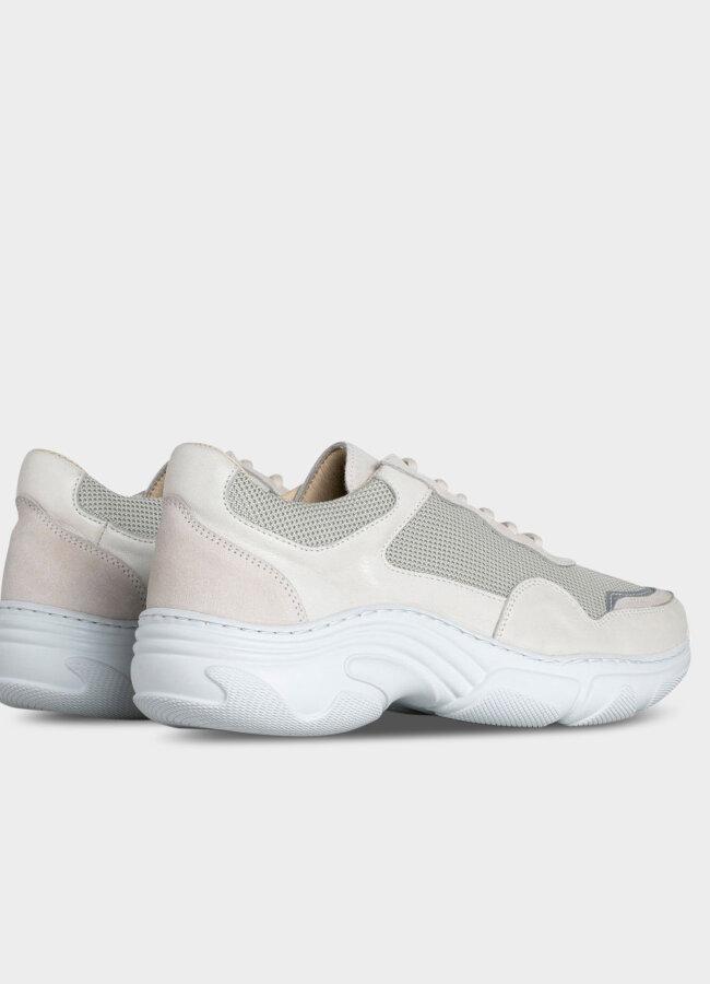 Garment Project - Flex Sneaker - Off White Leath