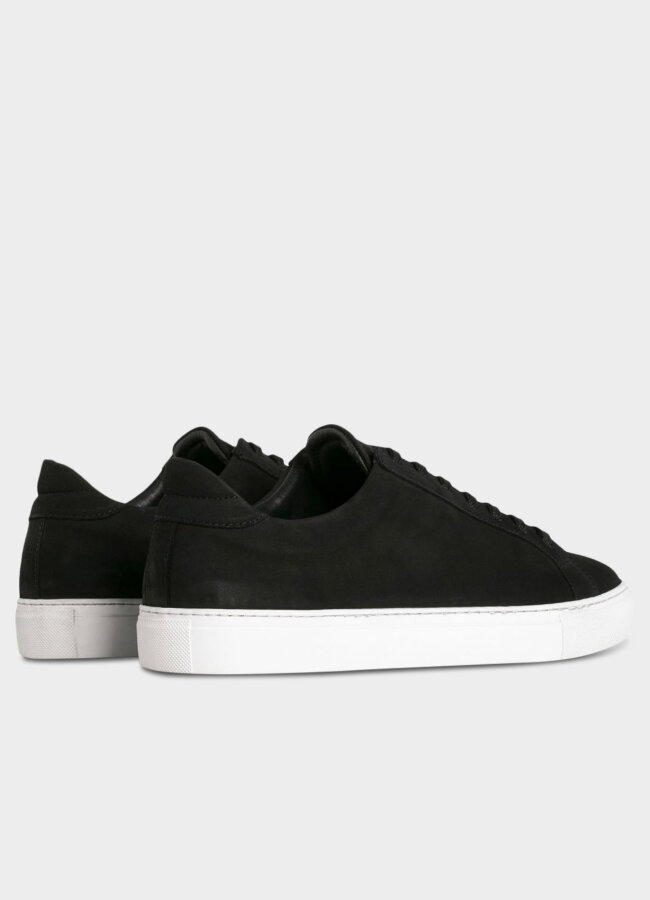 Garment Project - Type - Black Nubuck