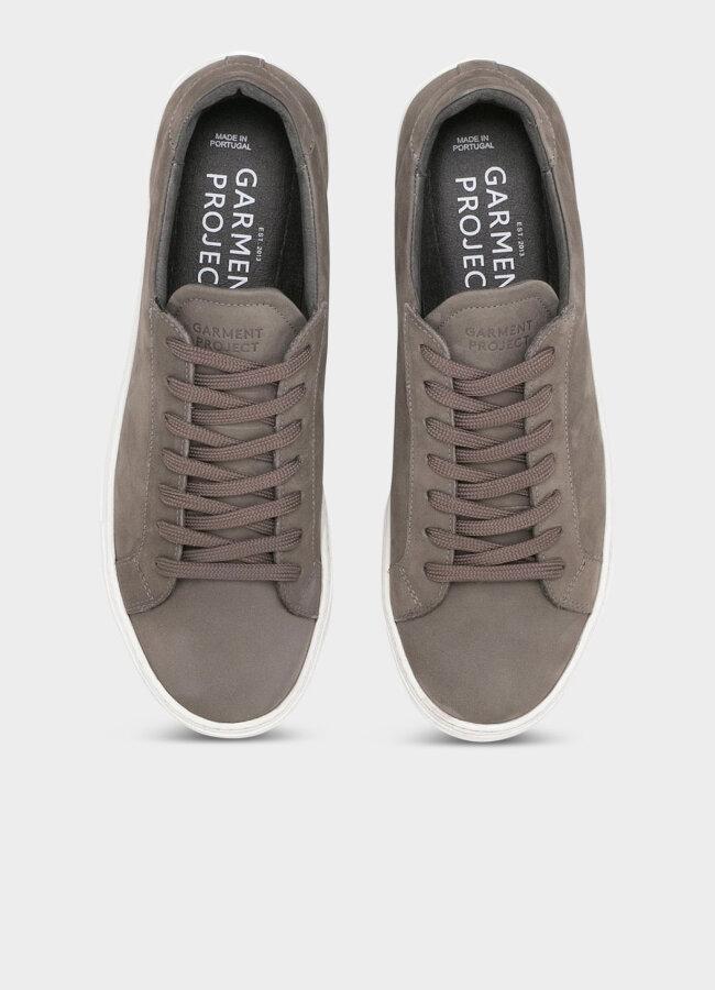 Garment Project - Type - Grey Nubuck