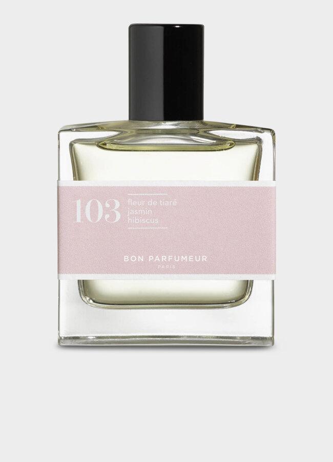Bon Parfumeur  - 103 EDP tiare flower - jasmine - hibiscus