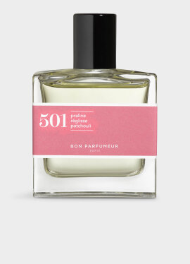 Bon Parfumeur  - 501 EDP praline - licorice - patchouli