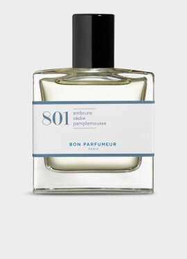 Bon Parfumeur  - 801 EDP sea spray - cedar - grapefruit