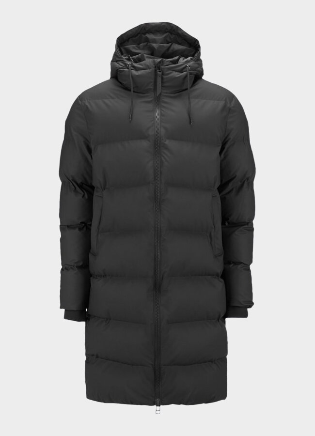 RAINS - Long Puffer Jacket