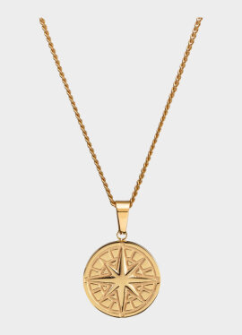 Northern Legacy - Compass pendant 2.0
