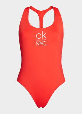 Calvin Klein - Racer Back One Piece