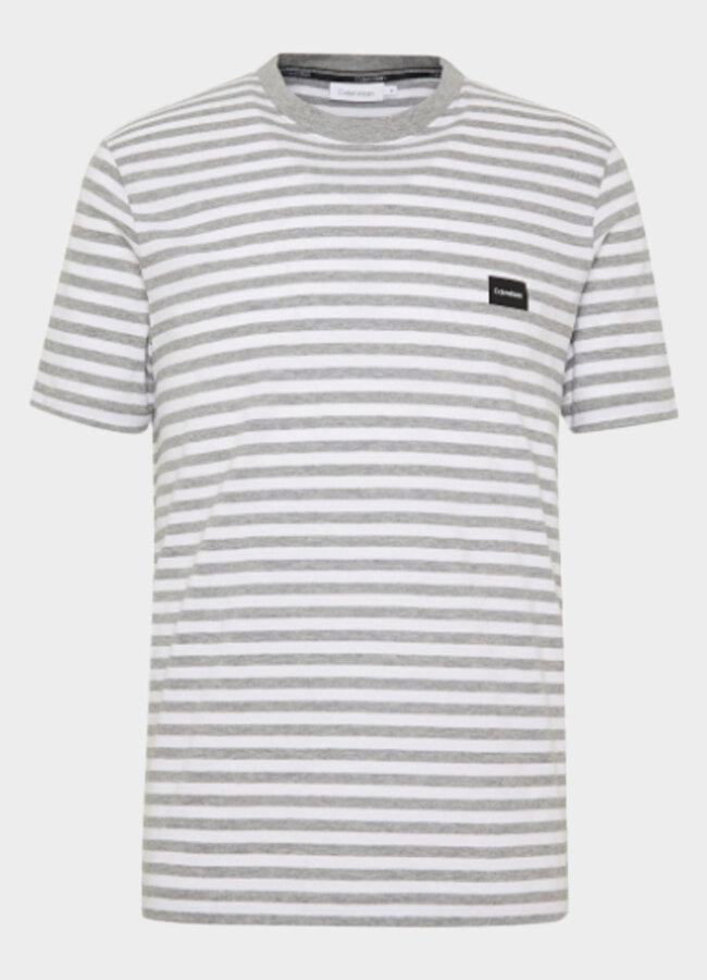 Calvin Klein - Stripe Chest Logo