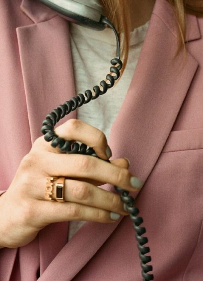 Maria Black - Mom Ring
