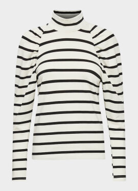 Gestuz - RifellaGZ Stripe Turtleneck