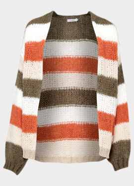 Noella - Kala Knit Cardigan Stripes