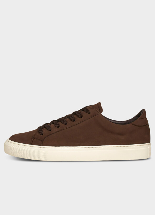 Garment Project - Type - Dark Brown Nubuck