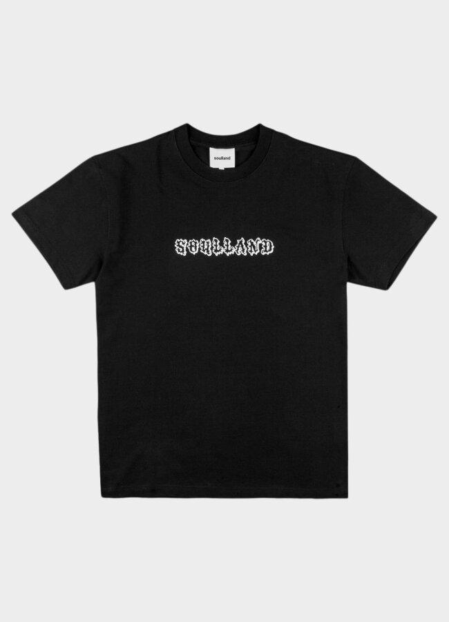 Soulland - Metal Logo T-shirt