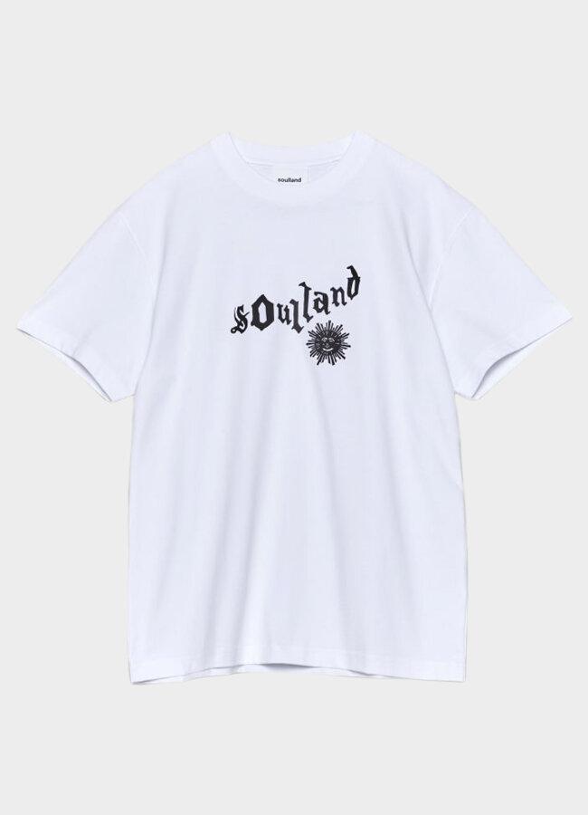 Soulland - Gothic Logo T-shirt