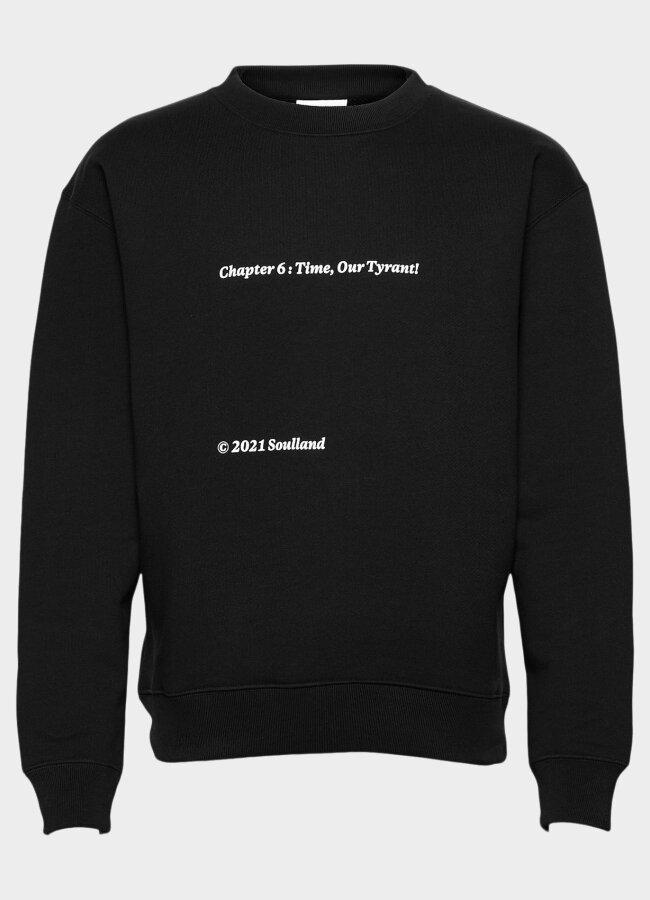 Soulland - Time sweatshirt