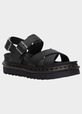 Dr. Martens - Voss II Black Hydro Leather