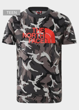The North Face - Y S/S EASY TEE