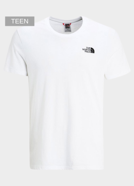 The North Face - Y SS SIMPLE DOME TEE