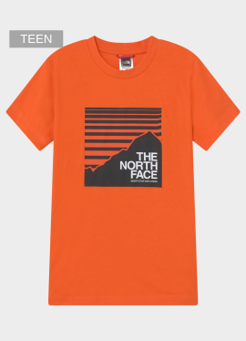 The North Face - Y S/S BOX TEE