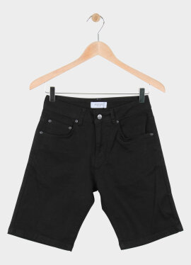 woodbird - Motta Black Shorts